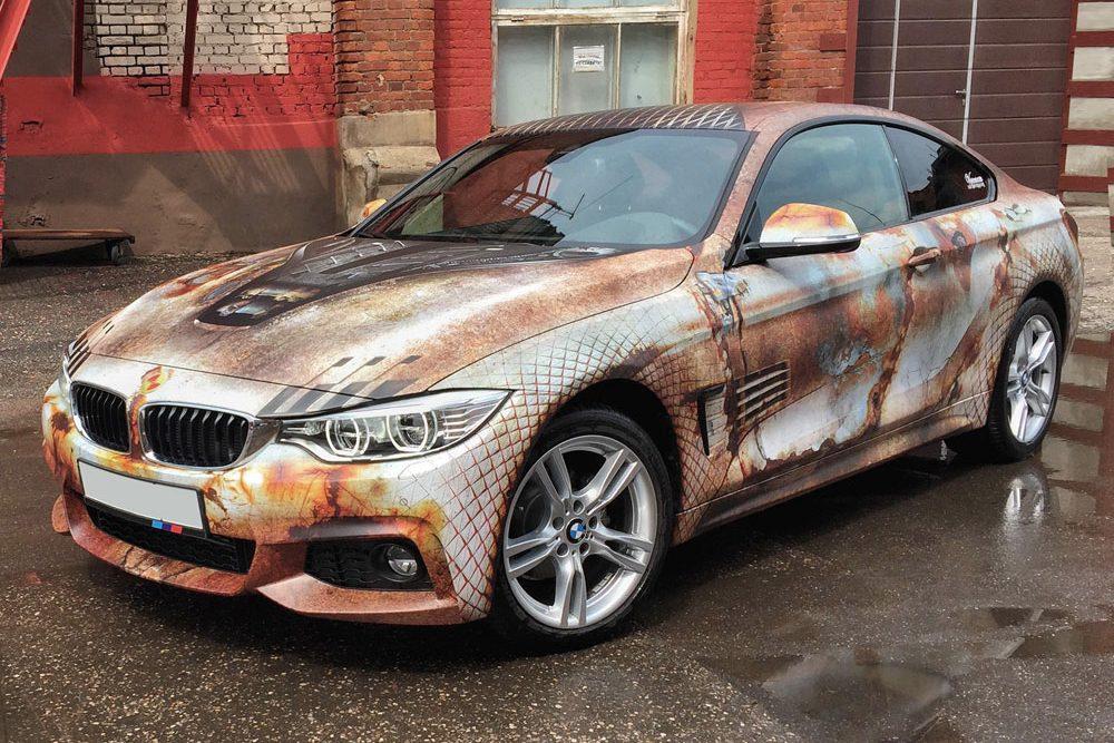 BMW 420 rat style 4